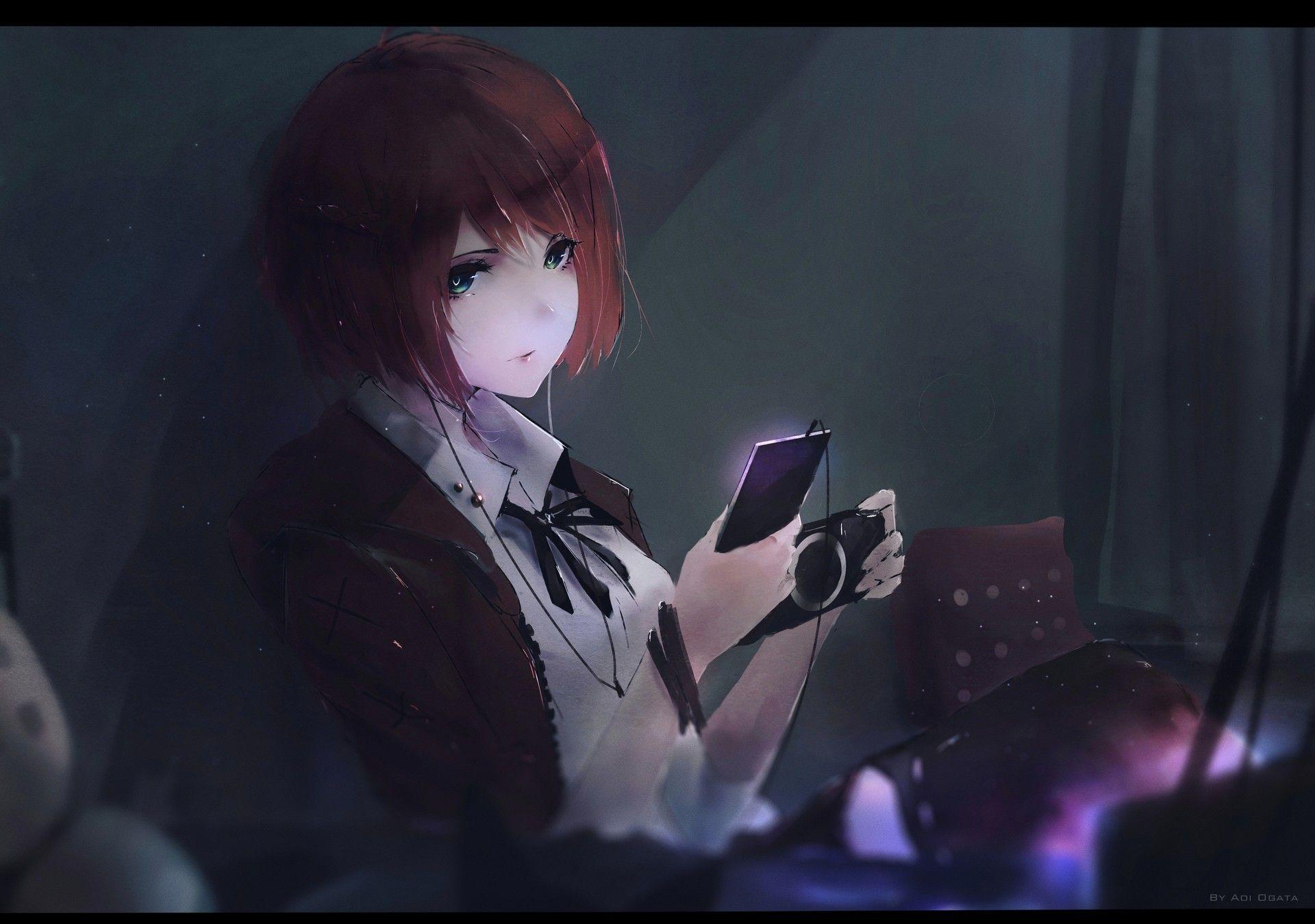 ArtStation Akiko, Aoi Ogata imagens) Anime