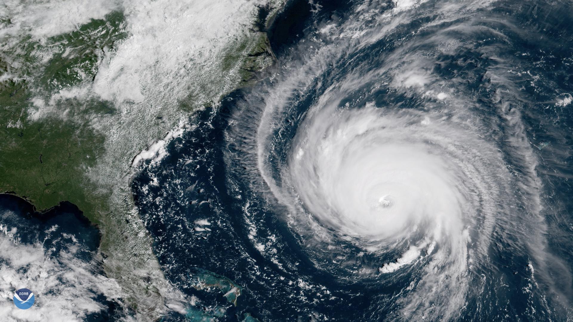 Image Result For Hurricane Satellite Picture Storm Surge Hurricane East Coast