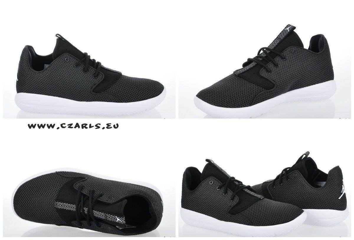 Nike Jordan Eclipse Bg 724042 010 Www Czarls Eu Nike Jordan Eclipse All Black Sneakers Black Sneaker