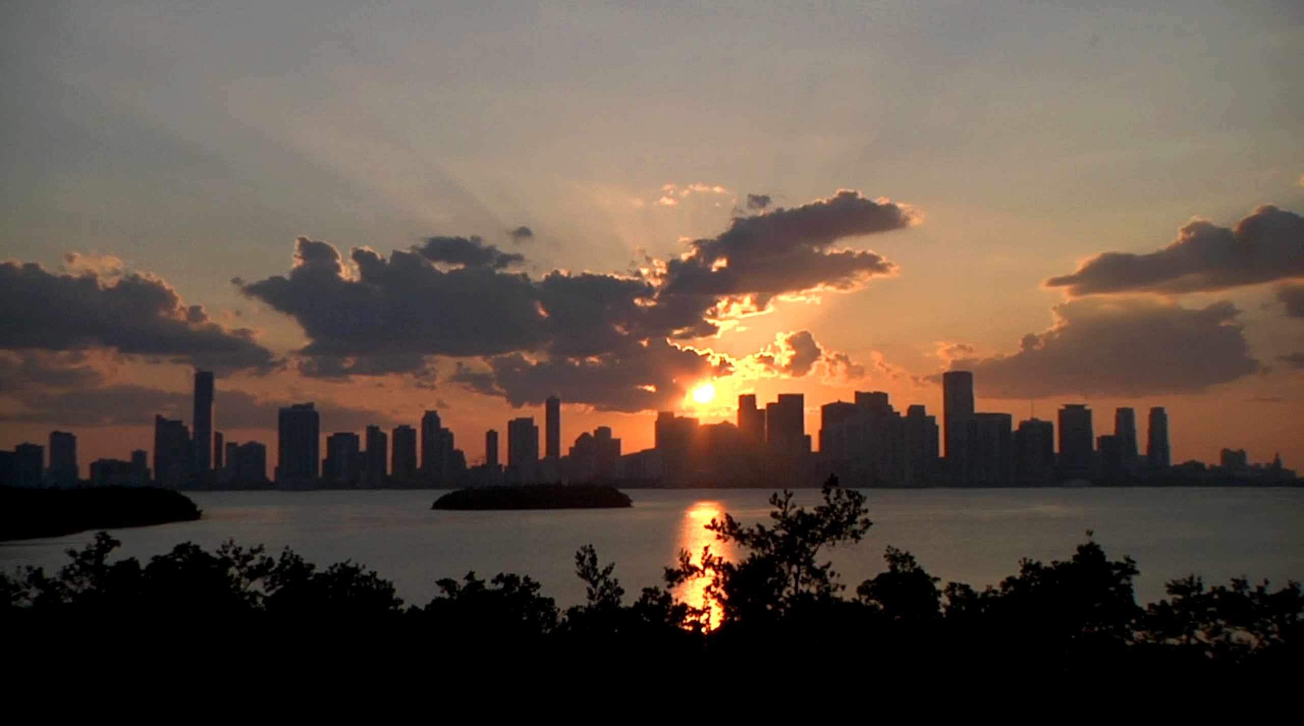 Shooting A Sunset Time Lapse Of The Miami Skyline Gotta Love This Town Accommovision