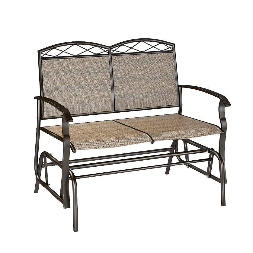 Chaise Bercante Double De Patio Corliving Buy Outdoor Furniture Outdoor Patio Furniture Corliving