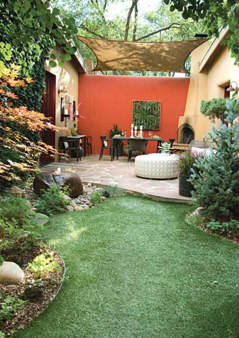 so very nice small backyard landscaping backyard on inspiring trends front yard landscaping ideas minimal budget id=22879
