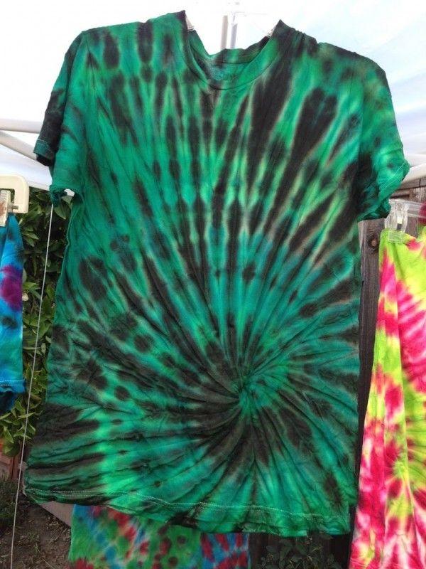 942186ddf5916e Tie-Dye 101  the classic spiral