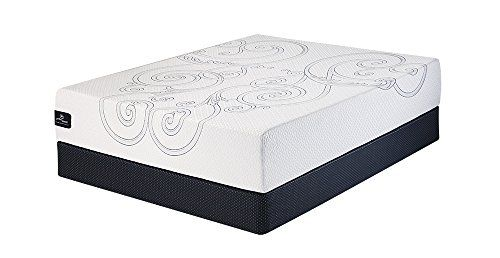 Serta Hemmons Gel Memory Foam Mattress Twin X Large