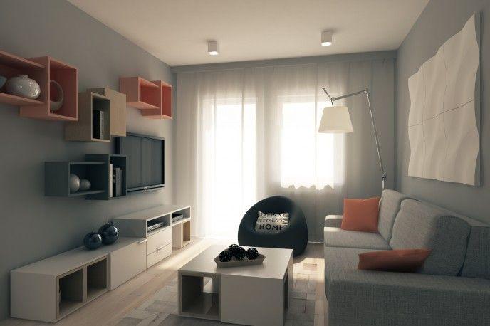 NOWOCZESNE mieszkanie | Projo.pl