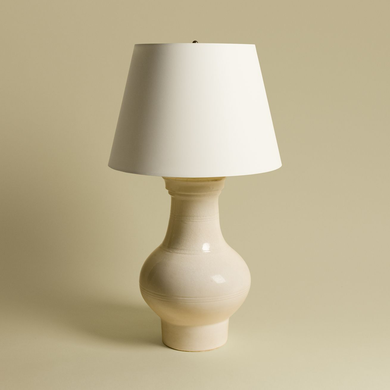 Clic Chinese Design In This Rose Tarlow Lamp Available