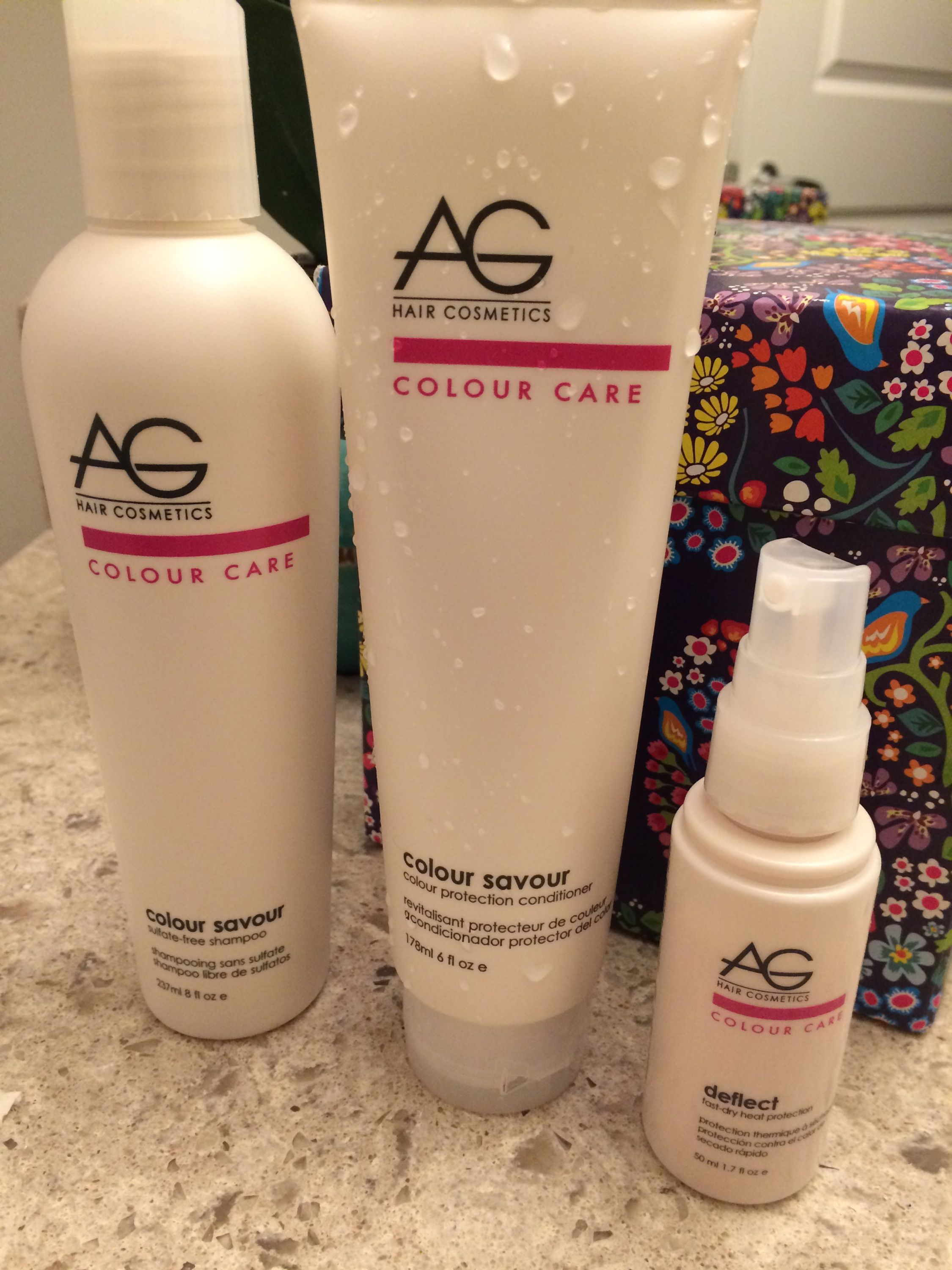 Color Safe and Cruelty Free Hair Products AG Hair