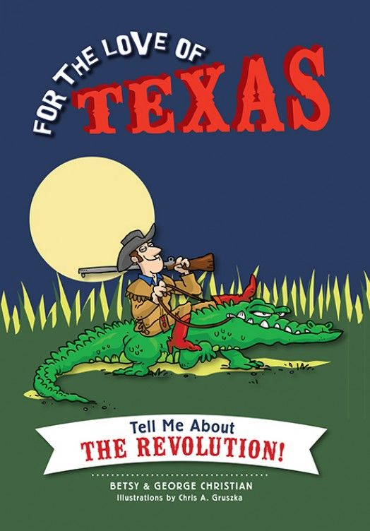 Books About Texas