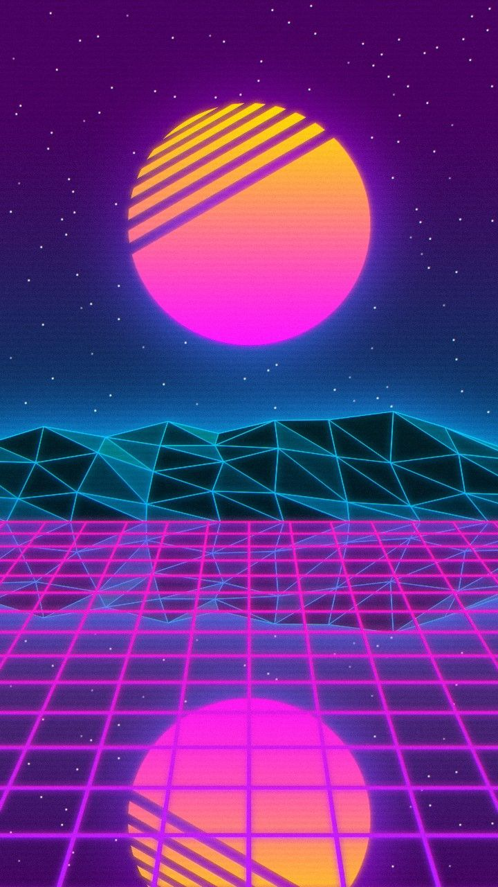 Found this on reddit and fell in love with it. Vaporwave