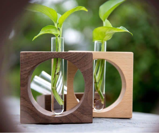 13+ Elegante Keramikvase Tonideen – Basteln – #Basteln #Elegant #Keramikvasen … - Holz DIY Ideen #vaseideen