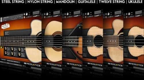 Pettinhouse Acousticguitar 2 V2 0 Kontakt In 2020 Acoustic Guitar Acoustic Guitar