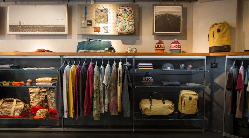 concept store #Surf #Nixon