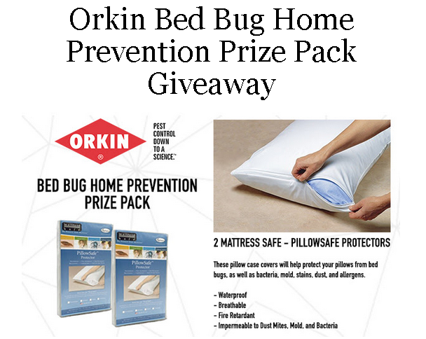 Get Educated About Bed Bugs And Enter For A Chance To Win An Orkin