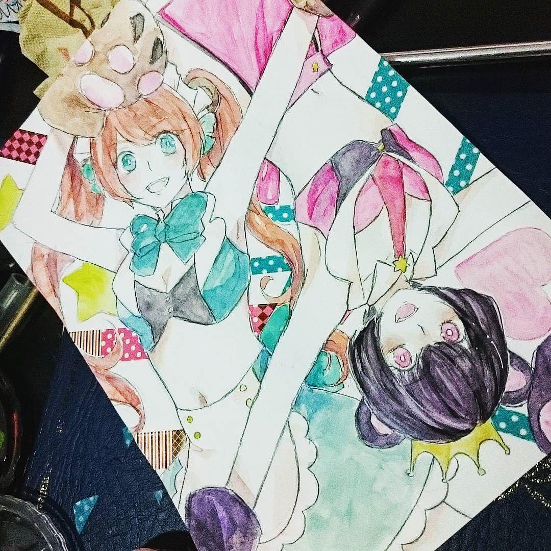 #yurikumaarashi Comm for @85cmpersecond ! ( ᄇ )ﻭ by paka_senbye