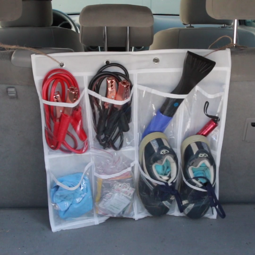Shoe Organization Hacks: Keep Your Car Tidy With These Genius Hacks