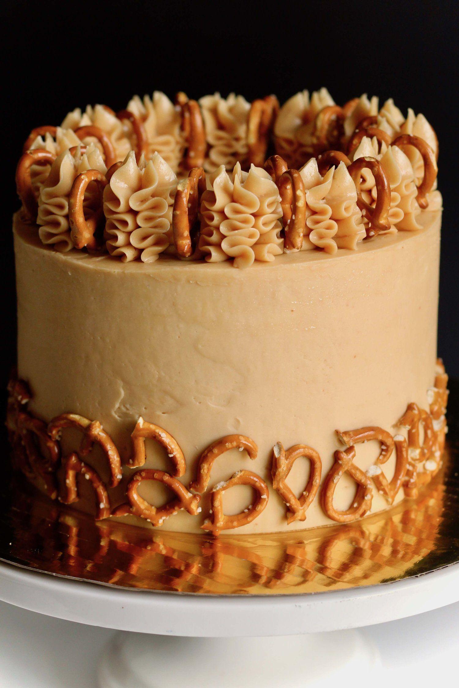 Banana caramel cake betsy bakes caramel cake caramel