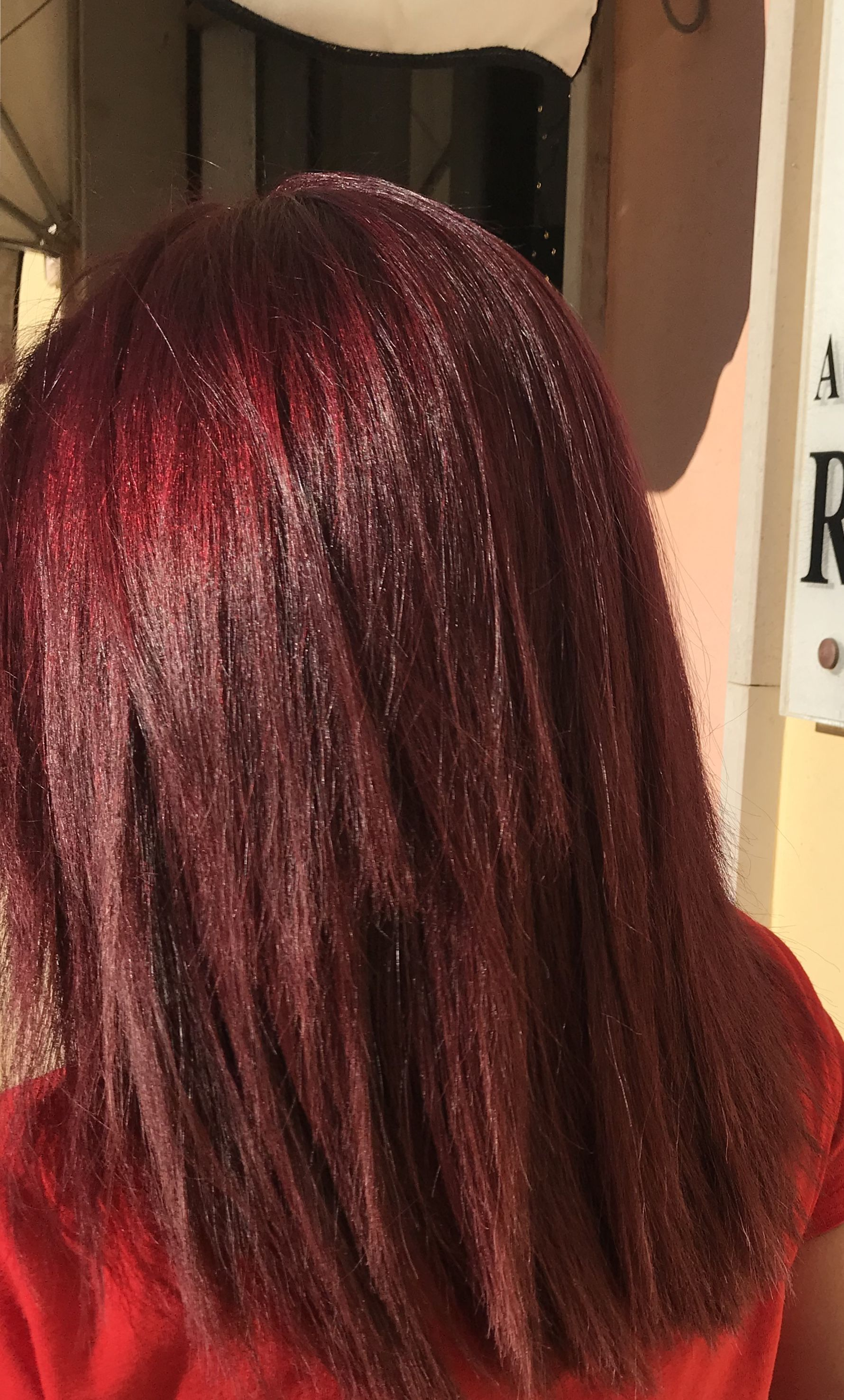 Redhair redpassion hair red color capelli haircolor redhair