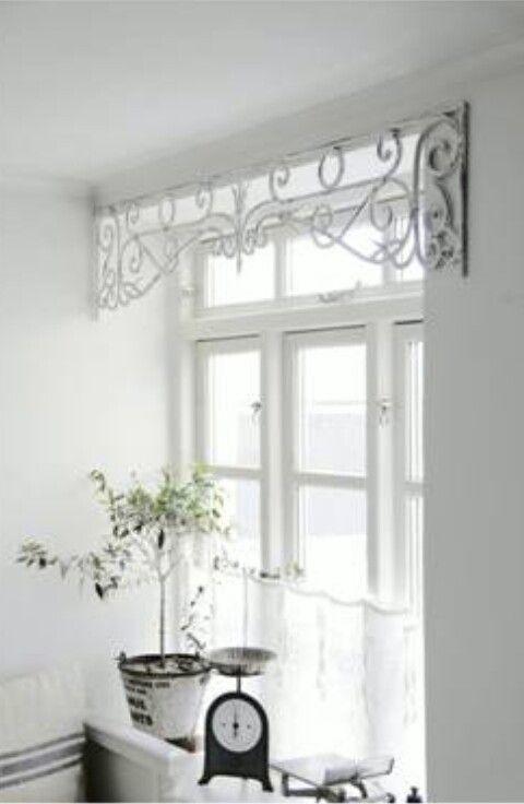 Lovely Unique Kitchen Window Treatments