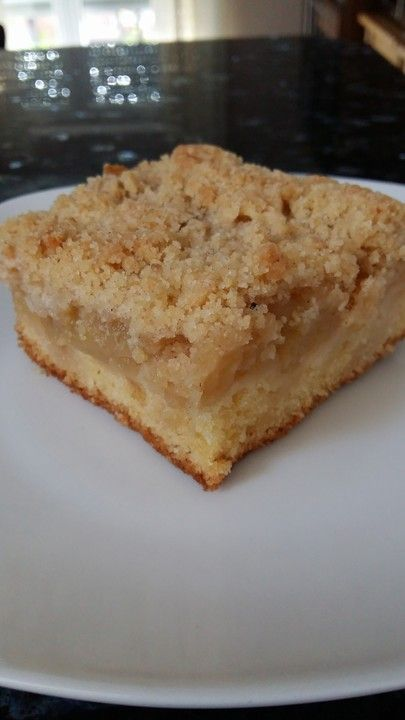 Photo of Crumble Apple Sheet Cake by Mopsi | Chef