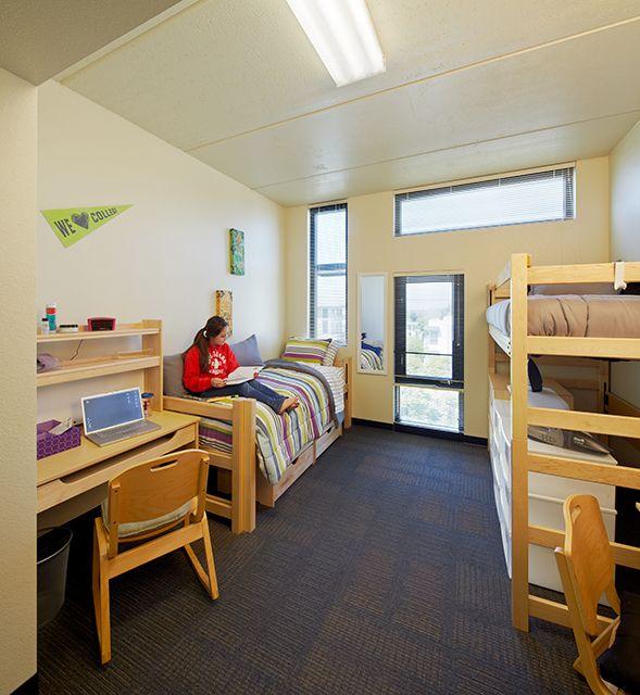 University apartments csuf