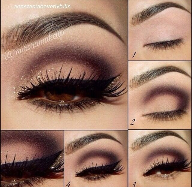 Eye Shadow   Make up in 2019   Makeup, Beautiful eye makeup
