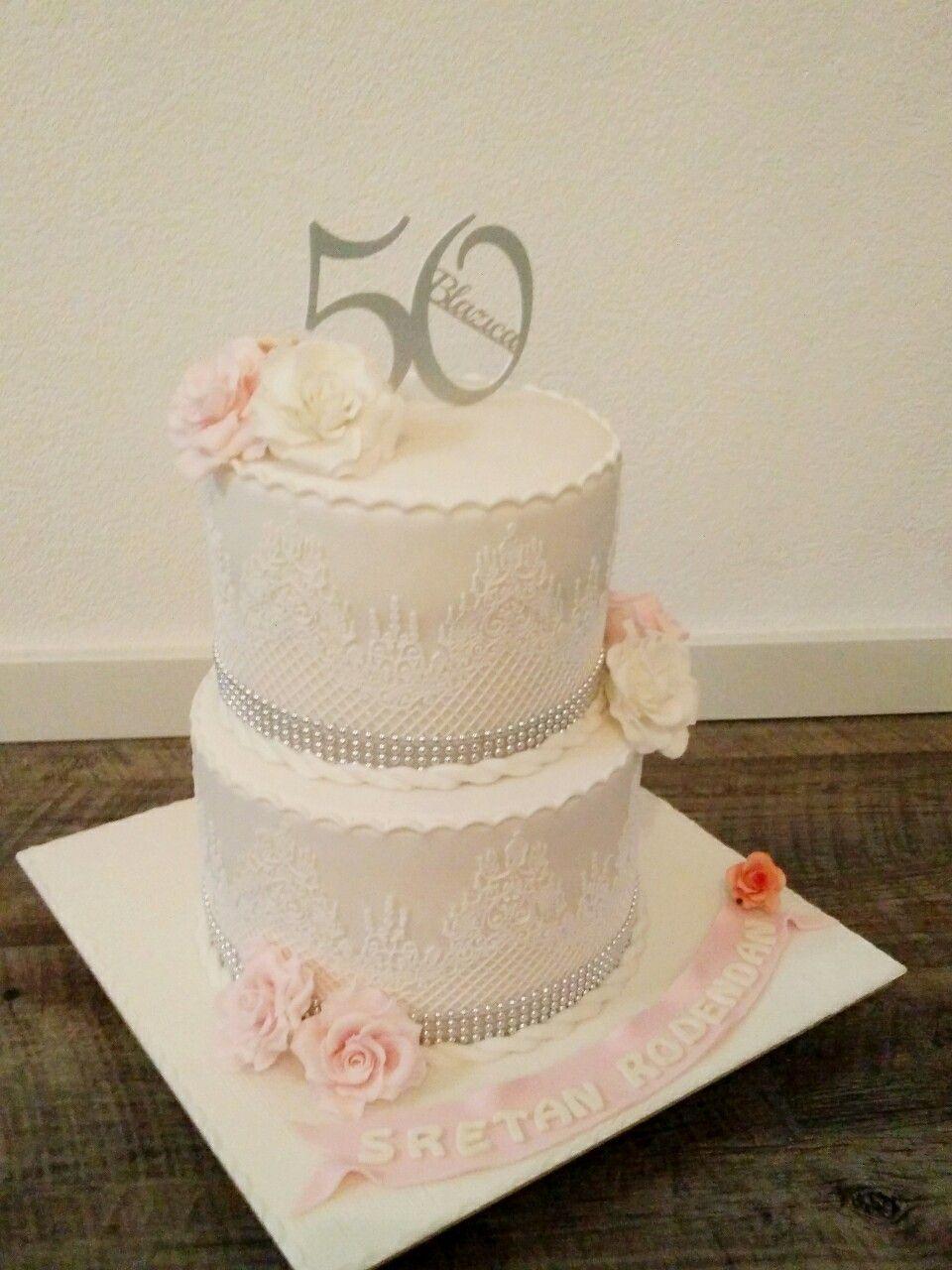 50 ti rođendan Torta za 50   ti rođendan | My home made cakes | Pinterest | 50th  50 ti rođendan