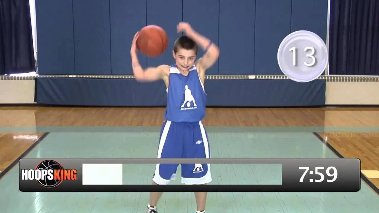 Beginning Ball Handling Dribbling Drills For Youth With Jason