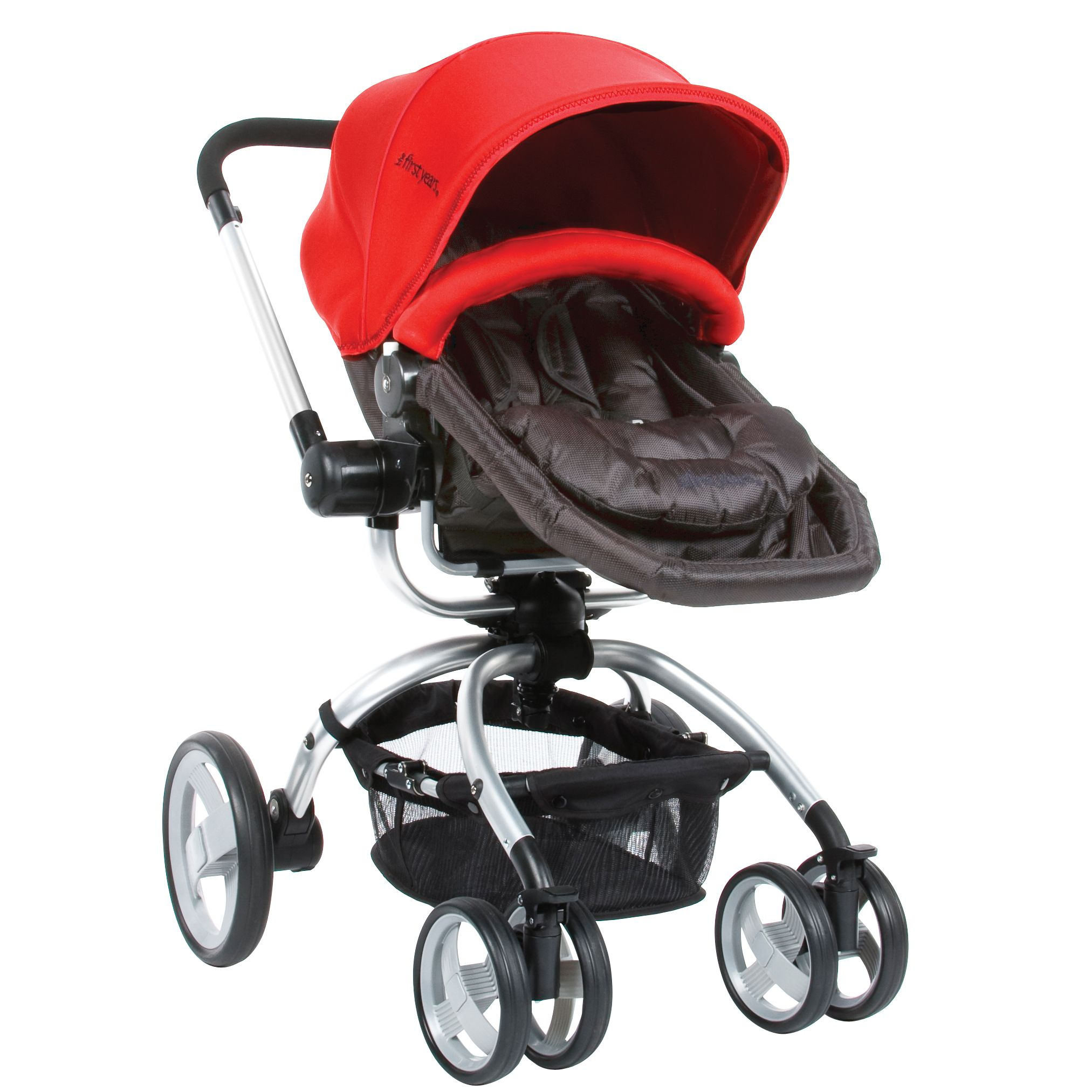 The First Years Wave Stroller S630 Crimson Stroller