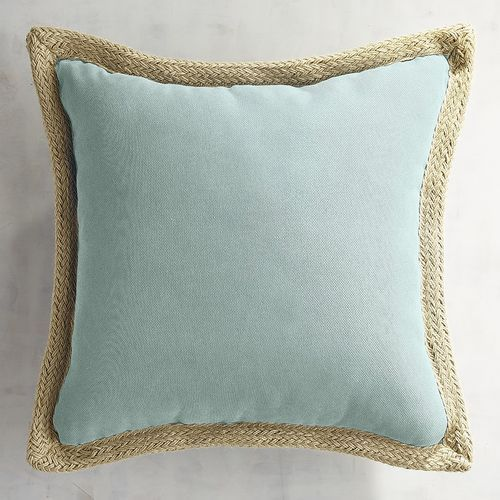 Calliope Jute Trim Maui Pillow Jute Pillows And Master Bedroom Gorgeous Jute Pillow Cover With Braided Trim