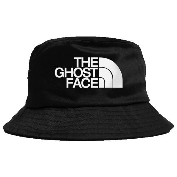405ce5827e6 the ghost face bucket hat from Alien Merchandise ( 9.99) ❤ liked on Polyvore  featuring accessories