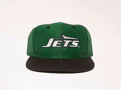 Vintave jets snapback nfl vintage adj jet new york football hat mens ... 927f6b3ee