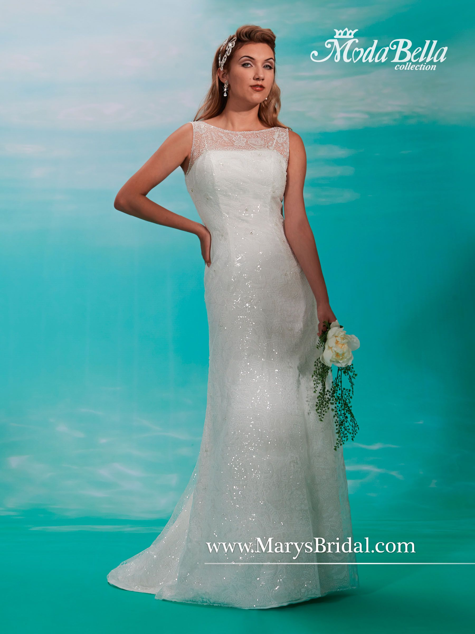 Want to look AMAZING & GORGEOUS ON YOUR BIG DAY? Get a MODA BELLA ...