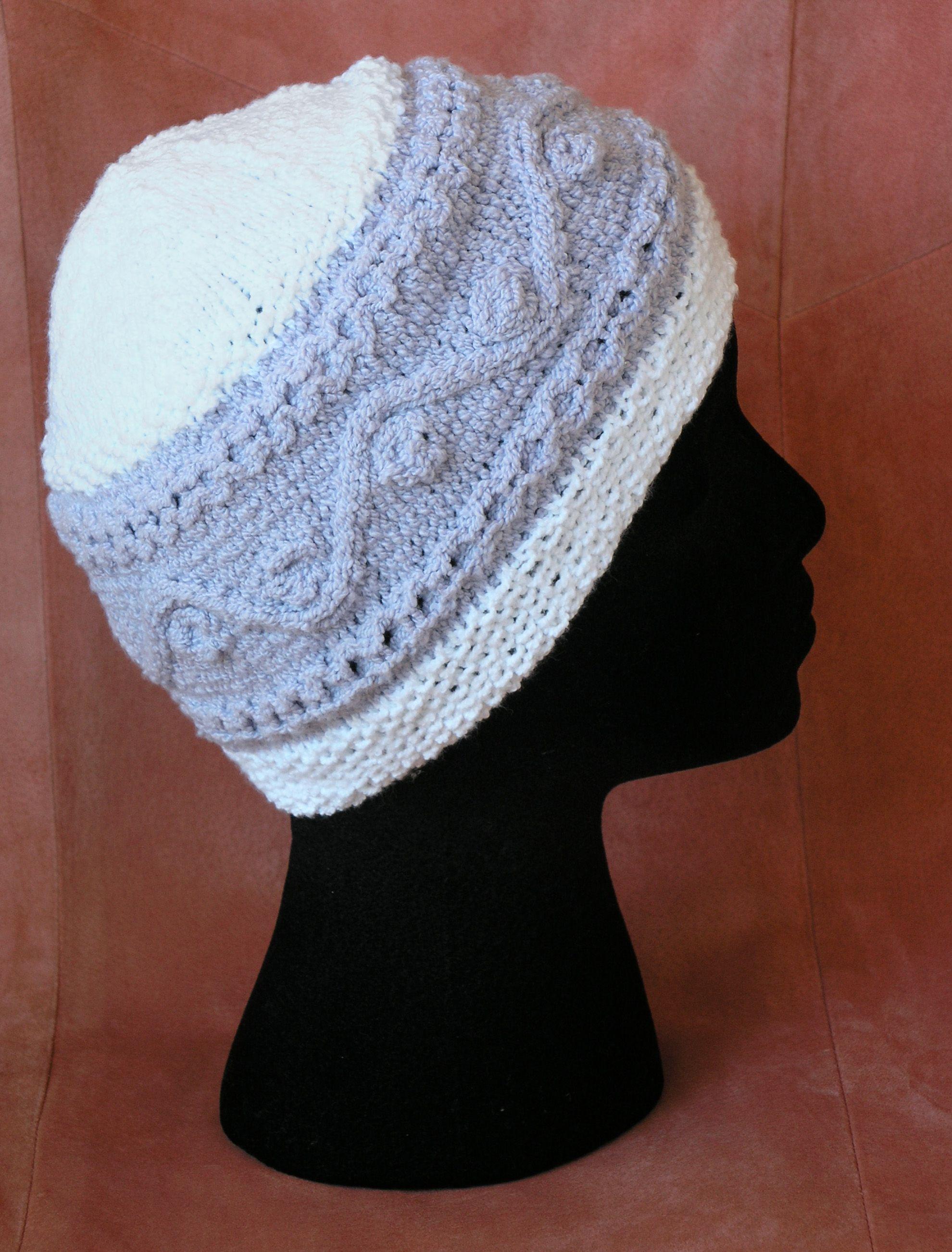 Cabled Chemo Hat | knit/crochet basics | Pinterest | Häkeln