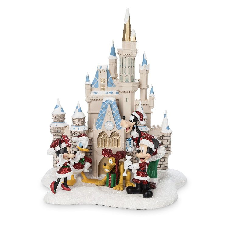 Disney Christmas Merriest Place on Earth Wood Sign