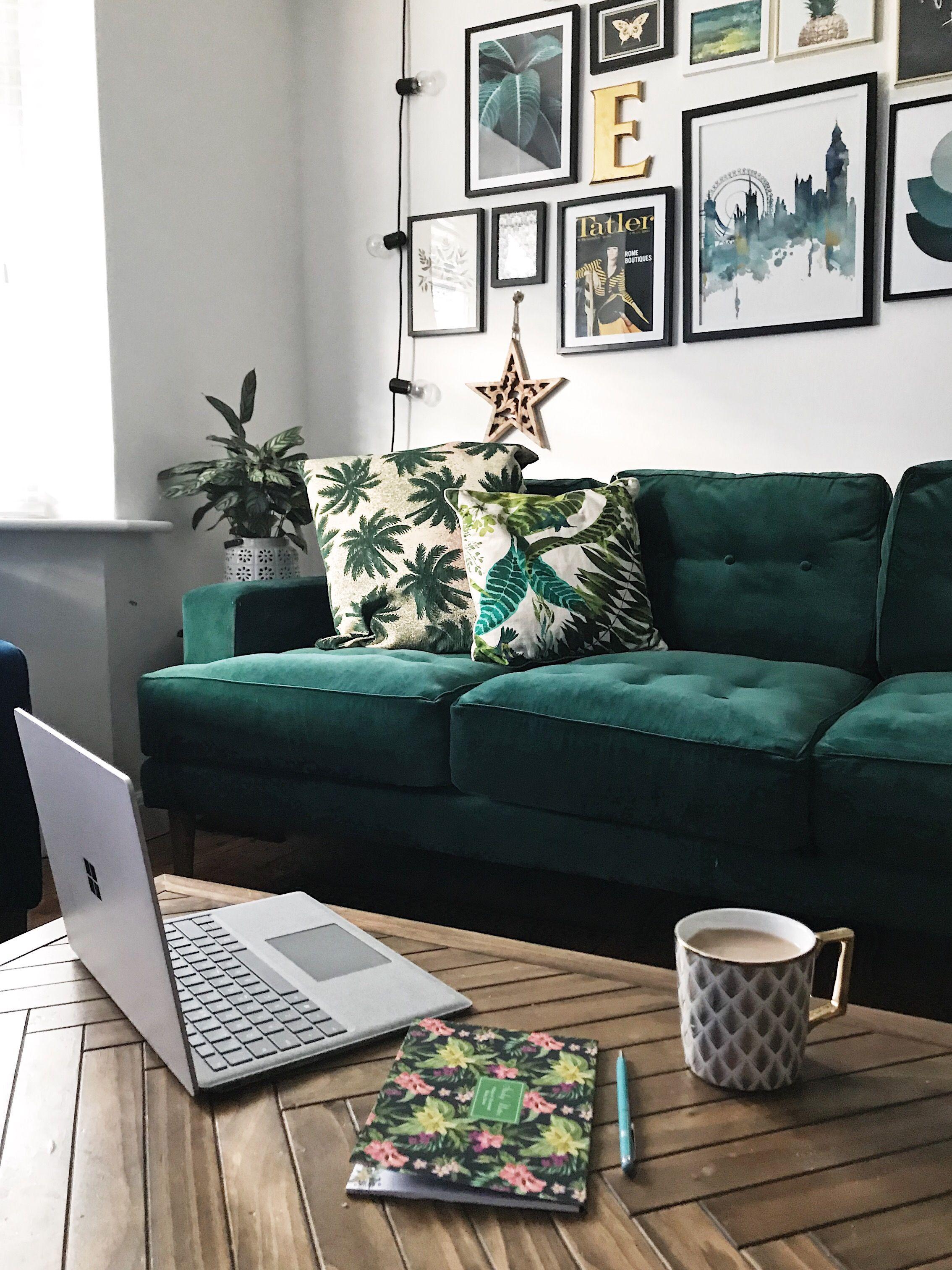 becoming a better blogger  melanie jade design  green