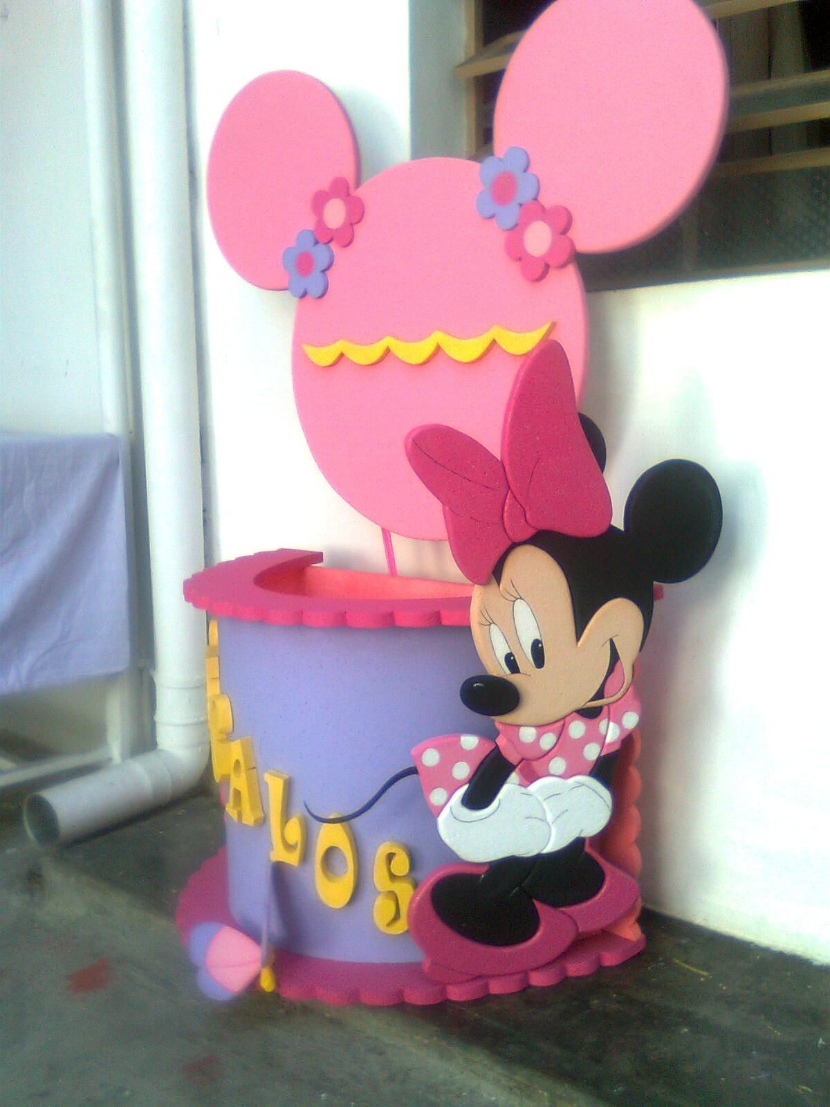 Minnie mouse fiestaideas do you want to work online for Accesorios decoracion online