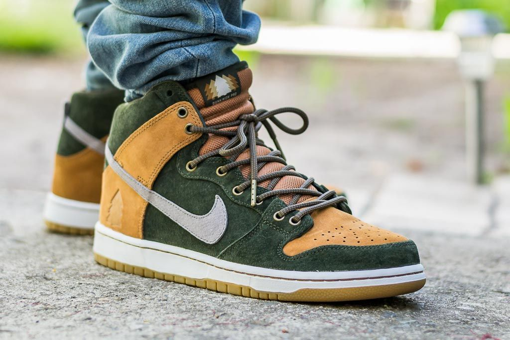 buy online 47ab3 8740a Nike Dunk High SB Homegrown On Feet Sneaker Review | Shoe ...