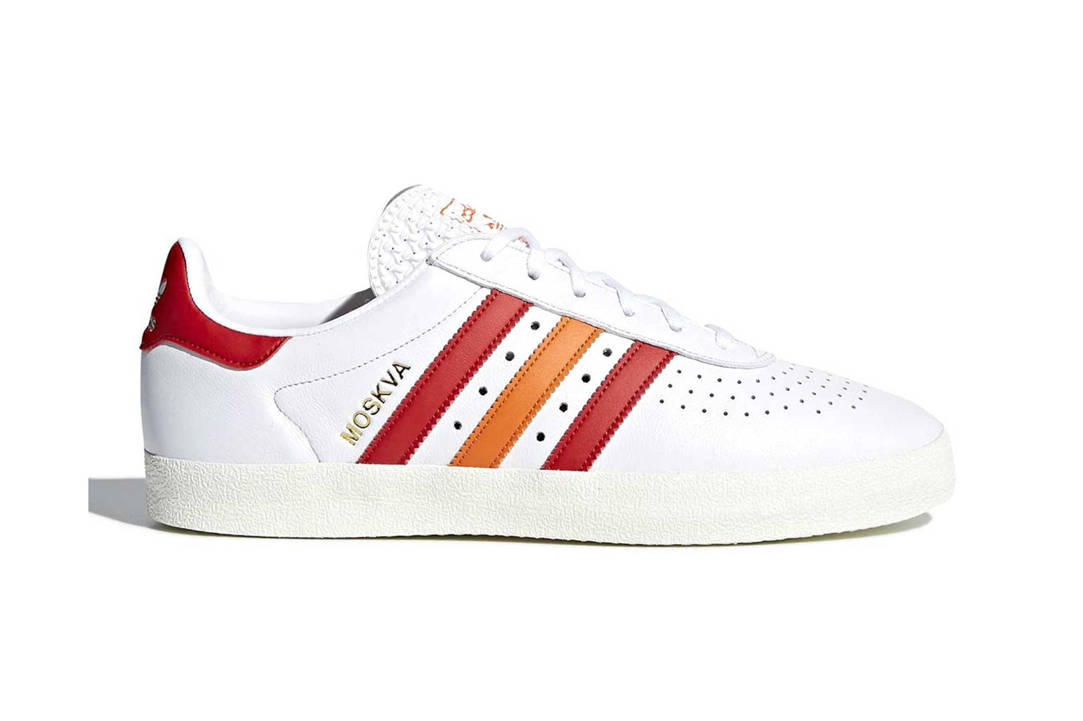 sports shoes eceda 00dc3 adidas Honors Moscow With Commemorative 350 Models  My Steeze  Pinterest   Adidas, Adidas sneakers and Sneakers