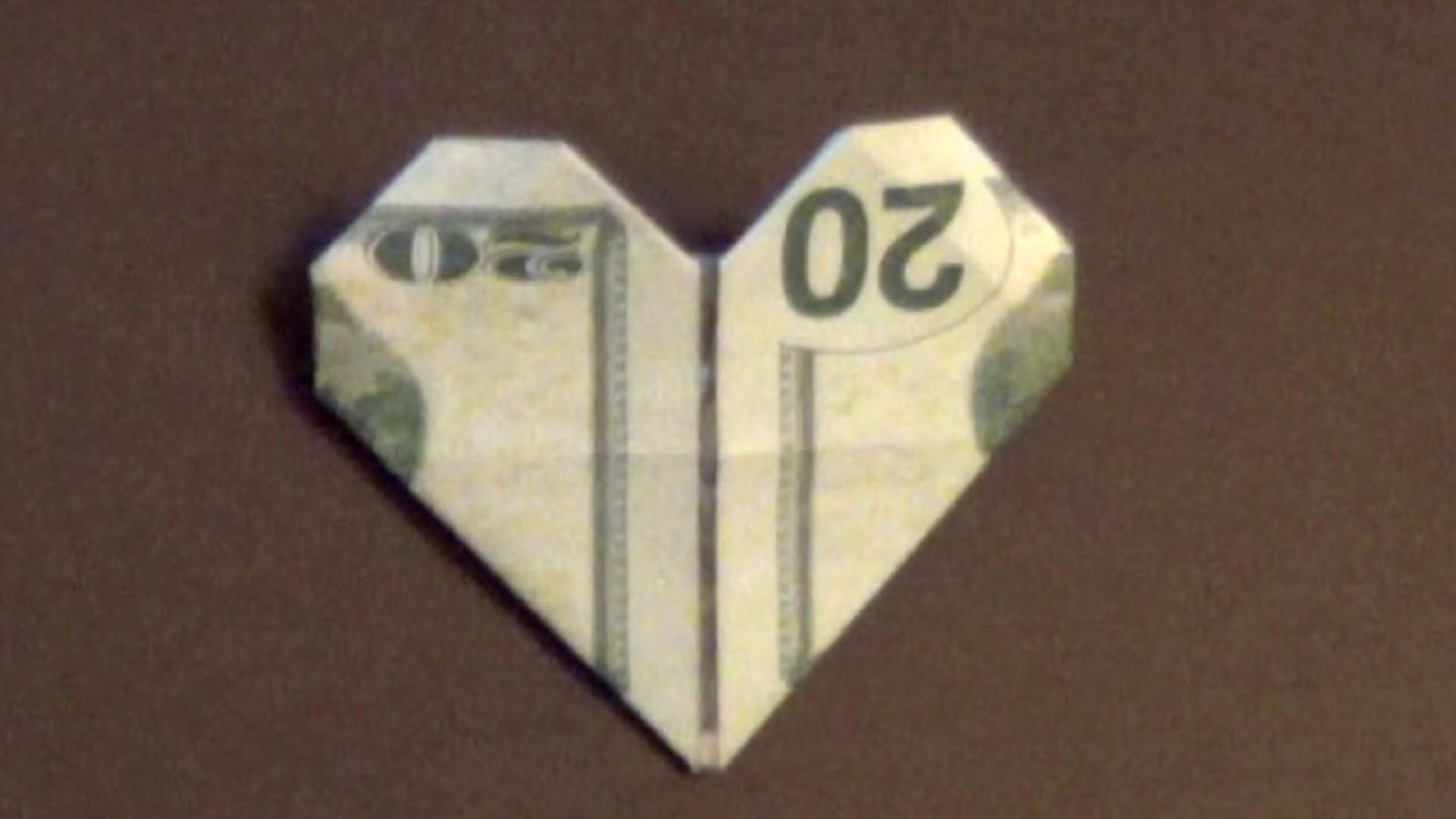 Dollar origami heart e thought i found it on pinterest dollar origami heart how to make a dollar heart easy peasy directions jeuxipadfo Image collections