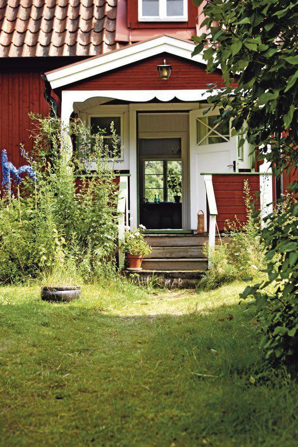 wie die terrasse zum wohnzimmer wird magazin schweden und schwedenhaus. Black Bedroom Furniture Sets. Home Design Ideas