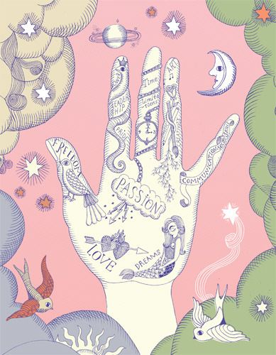 Commissions - Maja Sten - Illustrators - vogue japan