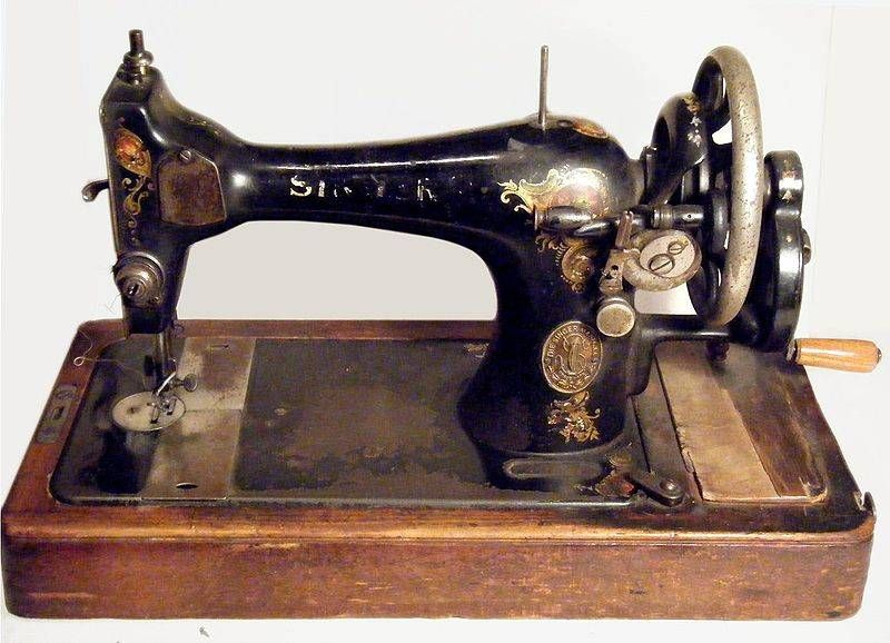 Sewing Machines Believed To Contain Red Mercury Sewing Machine Vintage Sewing Machines Old Sewing Machines
