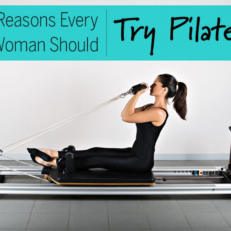 Benefits of Pilates: 8 Reasons Every Woman Should Try Pilates #benefitsofpilates