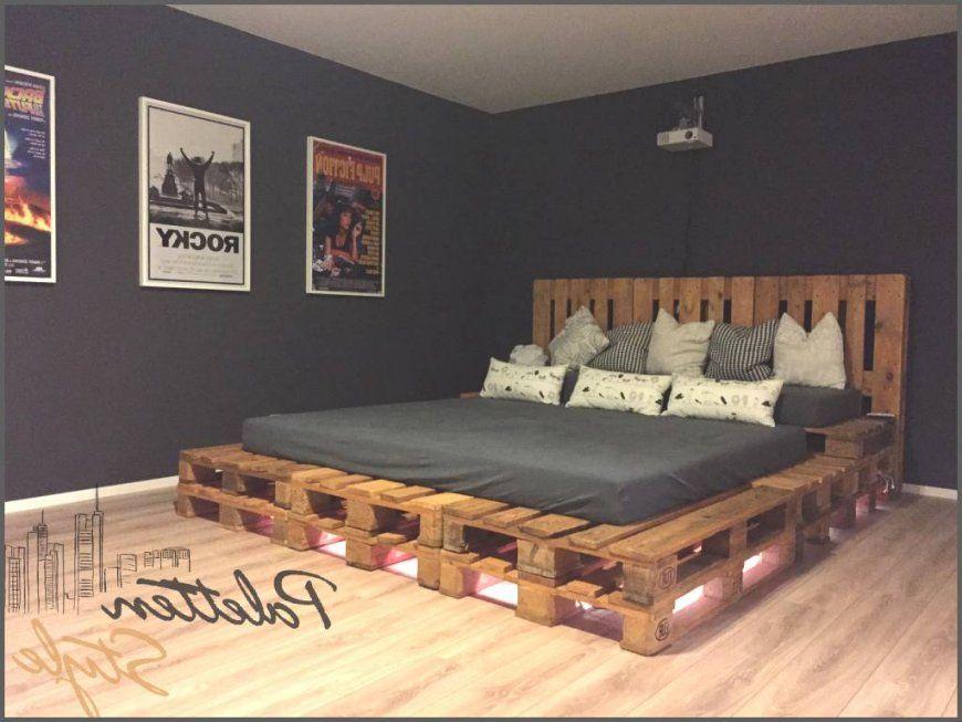 Paletten Bett 200x200 Haus Bauen Europaletten Bett Bett Aus Paletten Bett 200x200