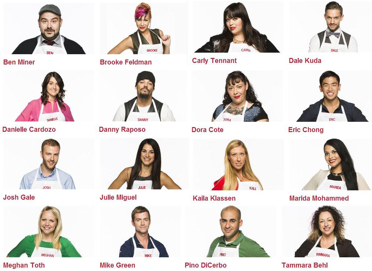 MasterChef Canada Recap: Episode 4   Damn Good Food   MasterChef ...