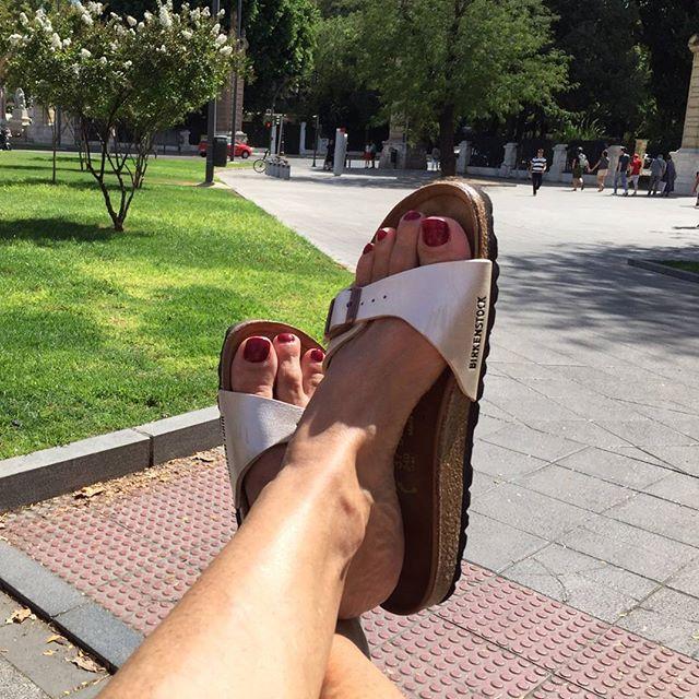 Wunderschöne Birkenstock Madrid