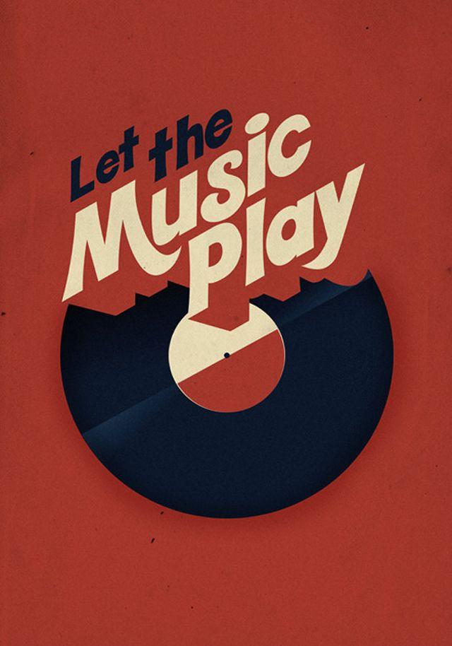 Let The Music Play | Dance & Music | Schöne musik, Musik
