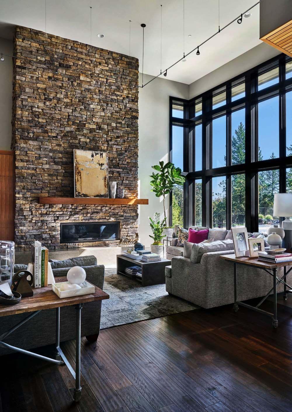 Classy Interior Designs With Slick Dark Accent Pieces Luxury Home Decor Contemporary Home Decor Luxury Living Room