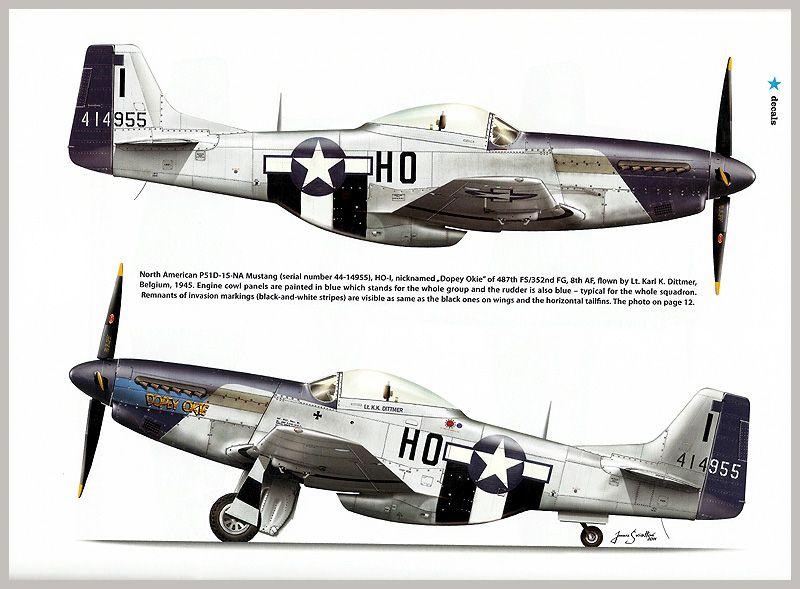 Kagero+6.jpg (800×589) | North American P - 51 Mustang colors ...