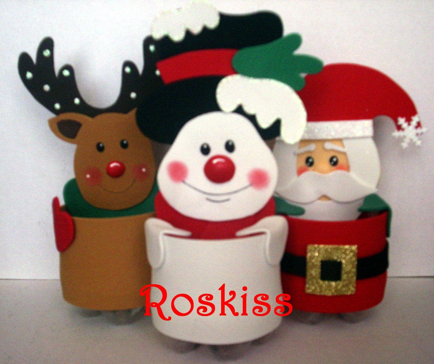 Dulceros navide os dulceros para posadas pinterest - Ideas decoracion navidad manualidades ...